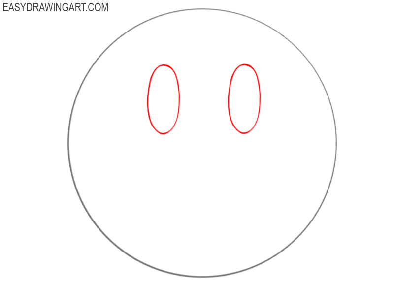 How to draw an emoji easy step by step