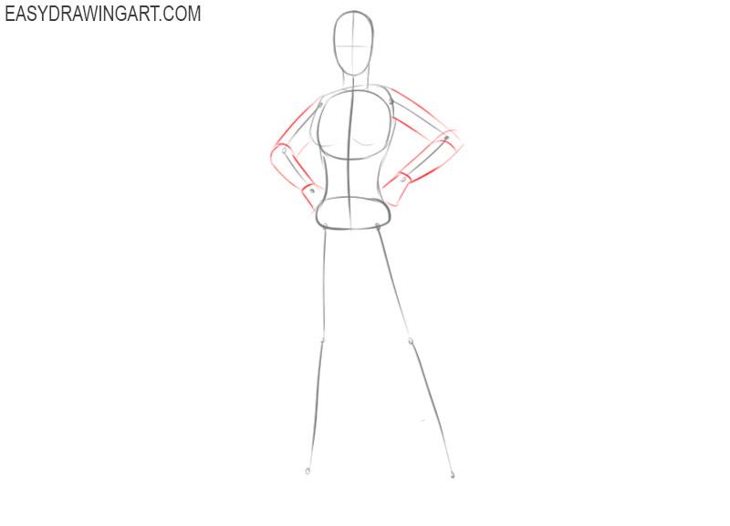 how to draw art wonder woman