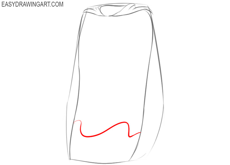 cape drawing images