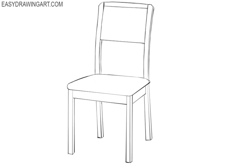 chair drawing picture