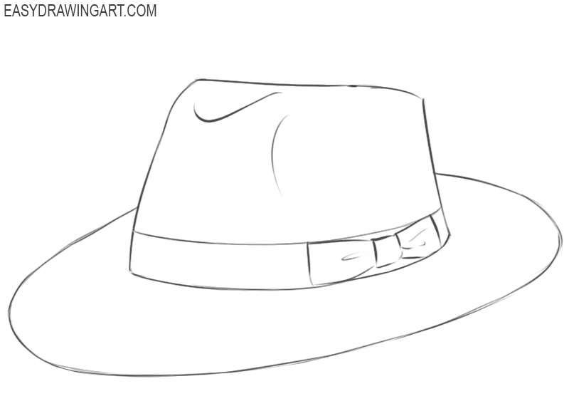 hat drawing images