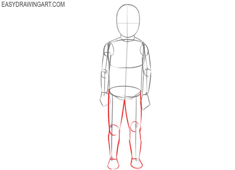 how to draw a boy boy pencil sketch