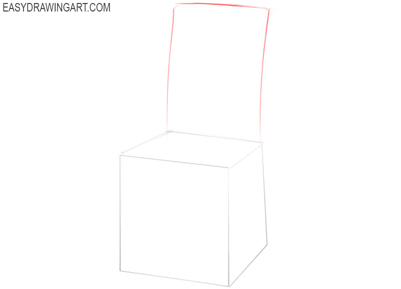 how to draw a cool chair
