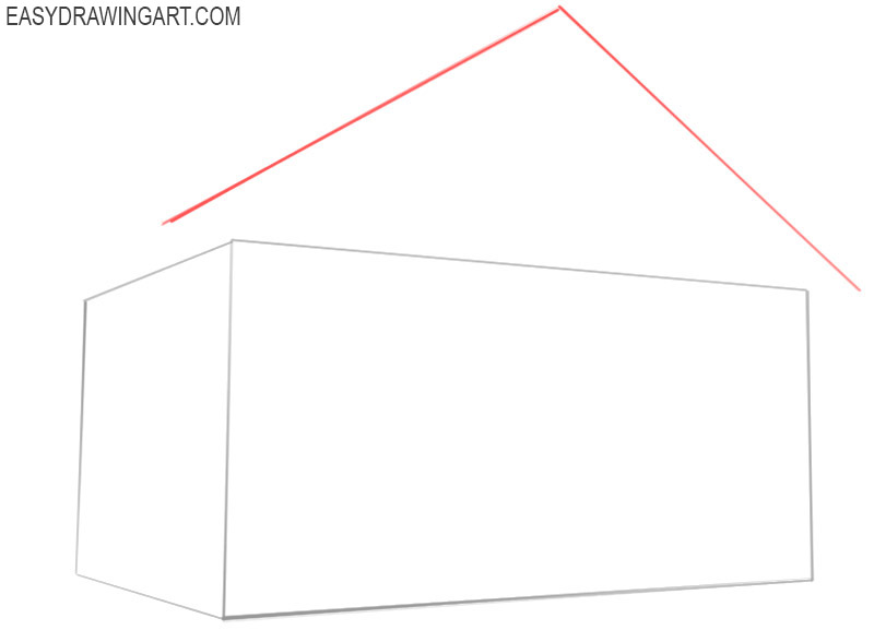 how to draw a house and a home