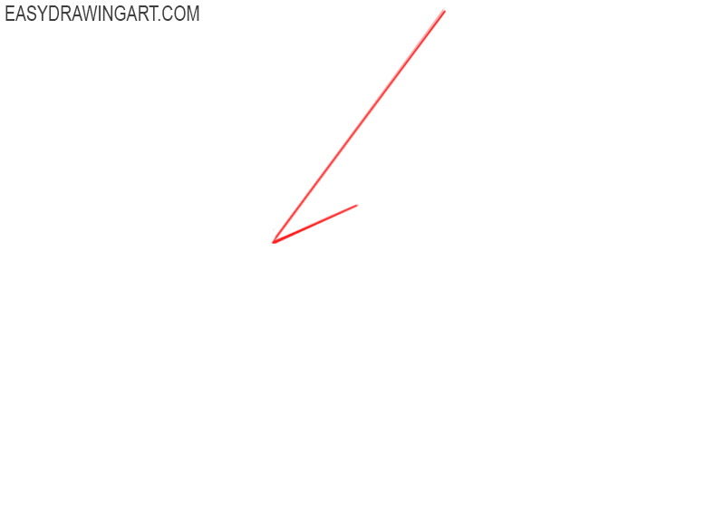 how to draw a lightning bolt easy