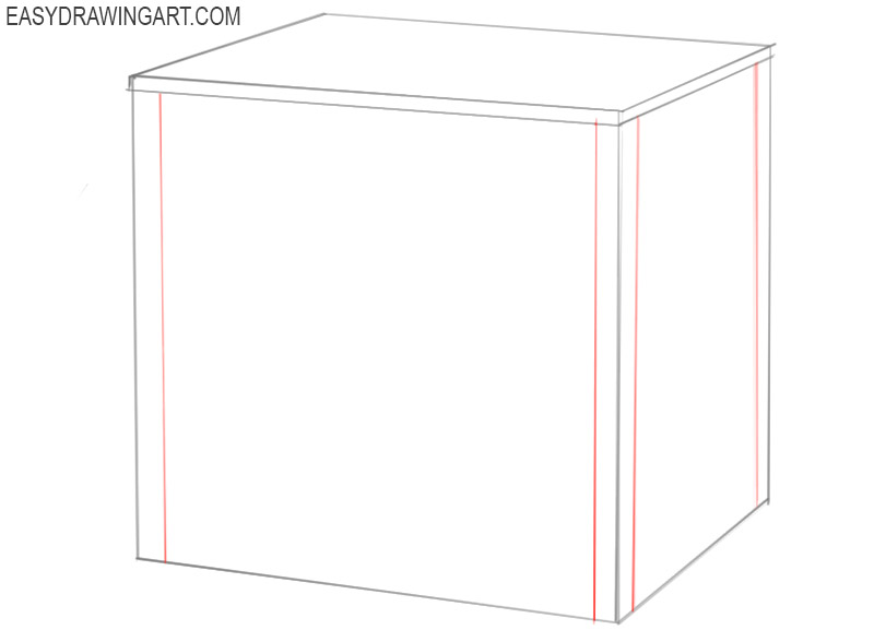 how to draw a table cartoon