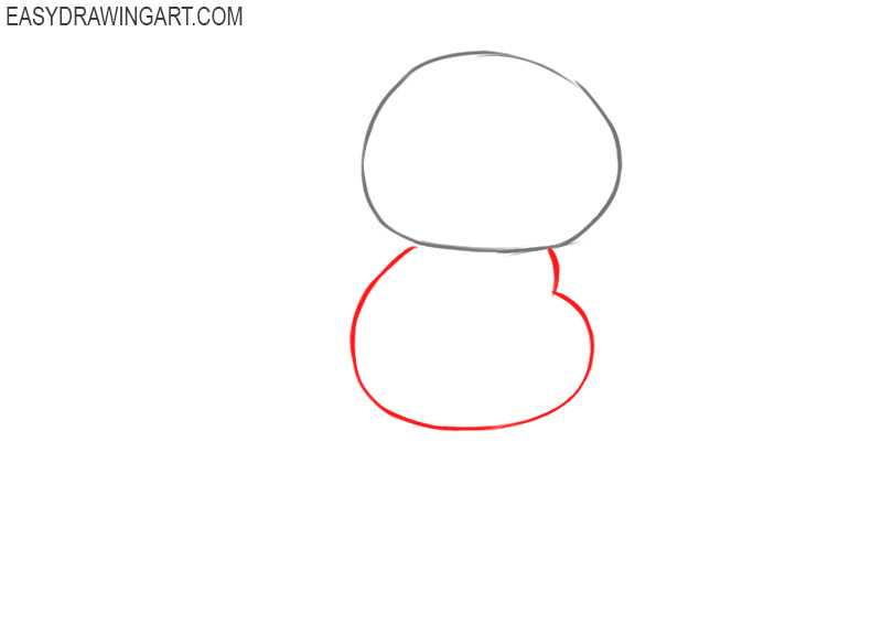 how to draw garfield easy