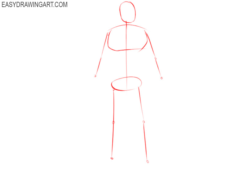 how to draw jason voorhees easy step by step