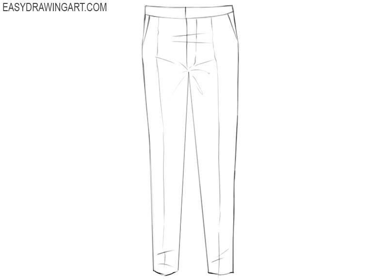 pants drawings images