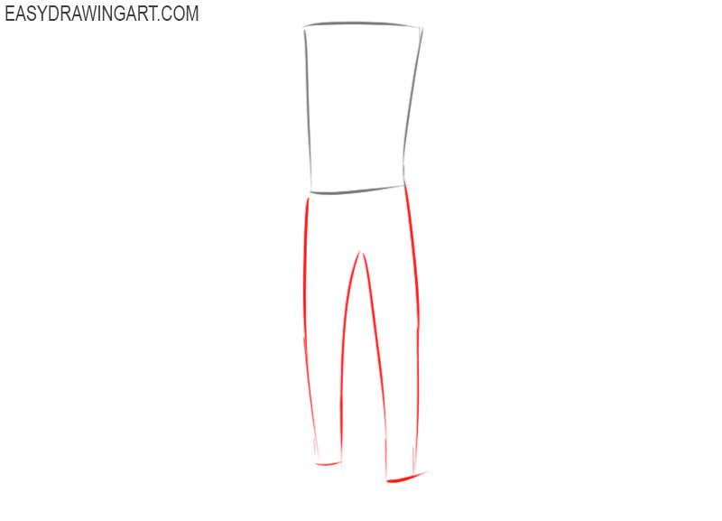 Clothes drawing tutorial