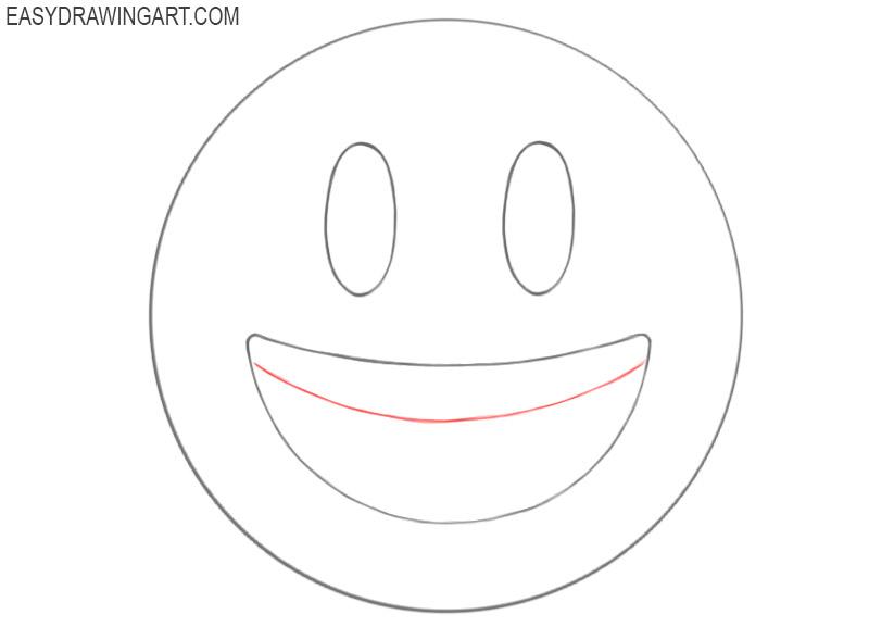 Emoji drawing tutorial