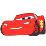 How to Draw Lightning McQueen