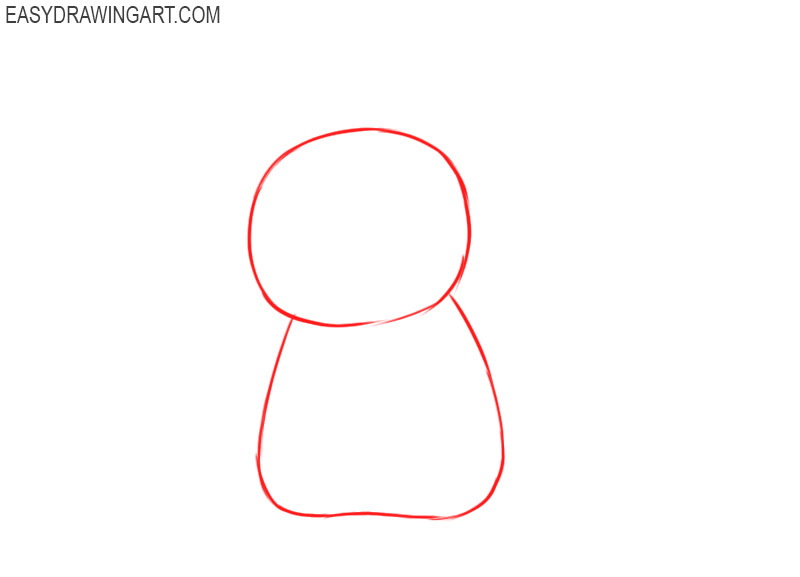 How to draw Pikachu for kids