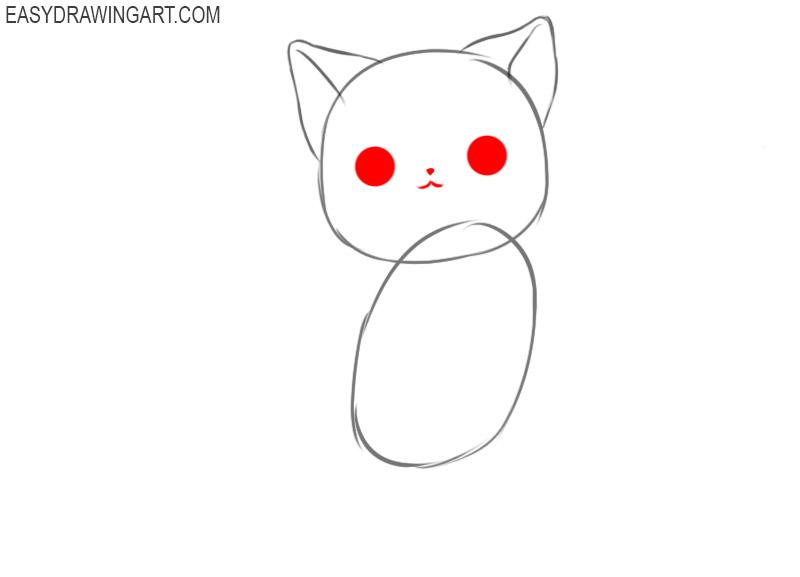 How to draw kawaii things