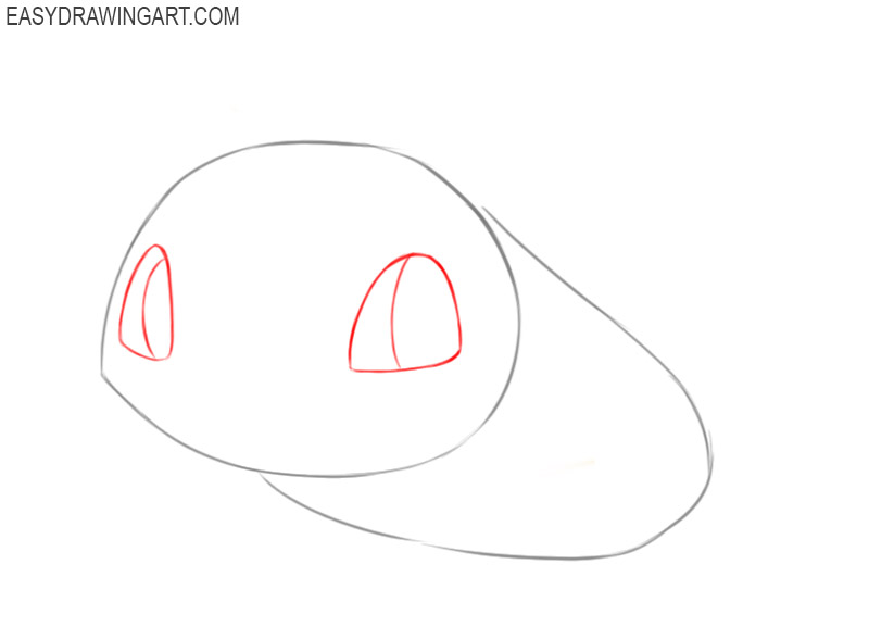 how to draw bulbasaur easy step by step