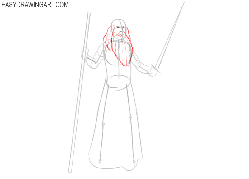 how to draw comics wizard