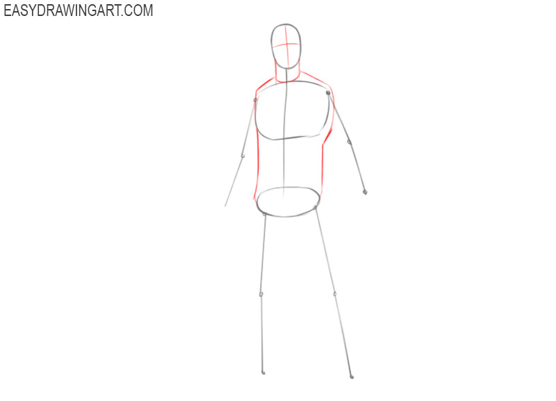 how to draw drift step by step