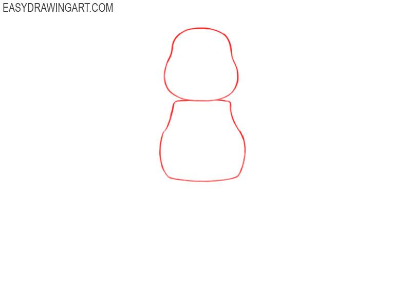 how to draw freddy fazbear step by step