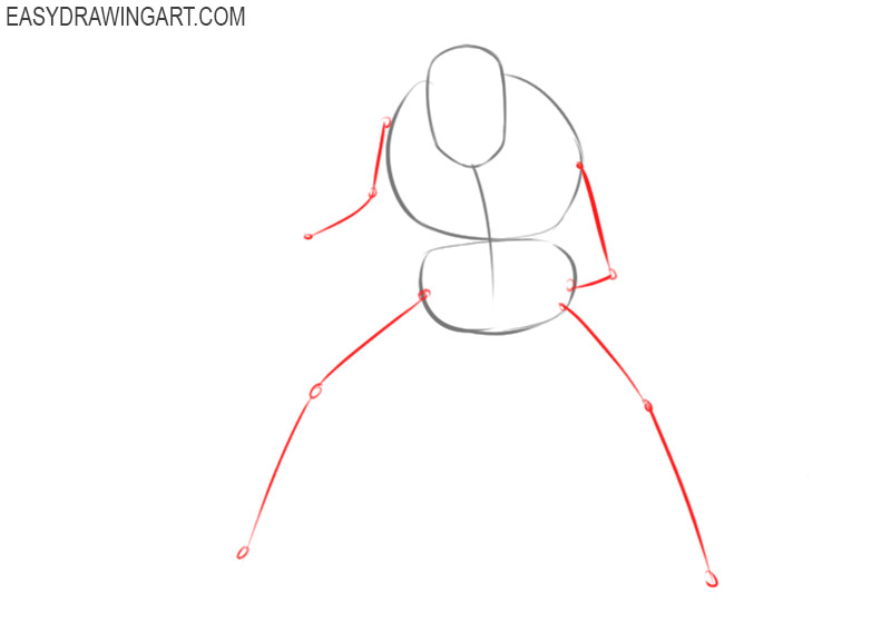 how to draw wolverine step by step