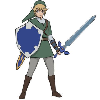 How to draw Link